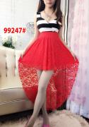 Dress import 99247 Htm red