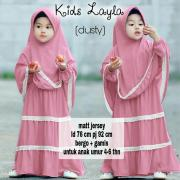 Kids layla dusty-hijab lala kids