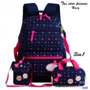 Tas star princes 3in1 navy