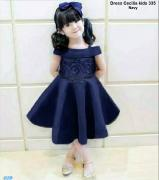 Dress Kids Cecilia 335 Navy