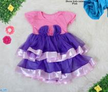 Dress kids raini pink
