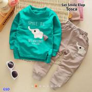Set smile elep tosca
