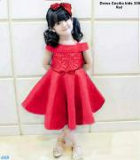 Dress Kids Cecilia 335 red