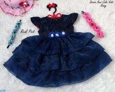 Dress New Julie Kids Navy
