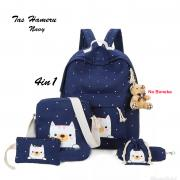 Tas Hameru 4in1 navy