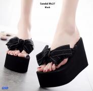 Sandal  mc27 black