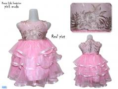 Dress kids beatrice pink muda