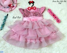 Dress New Julie Kids Pink