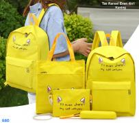 Tas Ransel even 4in1 kuning