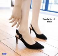 Sandal KS 10 black