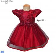 Dress Kids Pelita red