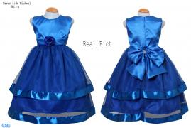 Dress Kids Miche 323 biru