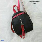 Tas Ransel Tm Will red