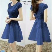 Dress Fritzy navy