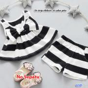 Setelan strip ribbon-st salur pita
