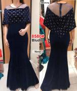 Longdress import 8580 navy