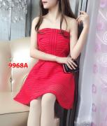 Kemben import 9968A red