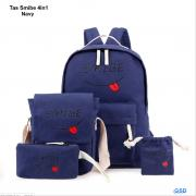 Tas Smibe 4in1 navy