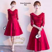 Dress esmeralda red