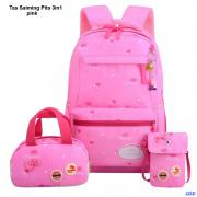 Tas saiming pita 3in1 pink