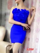 Kemben import 528 blue