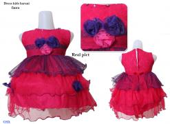 Dress kids haruni fanta