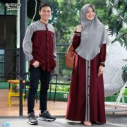 Couple Mango maroon