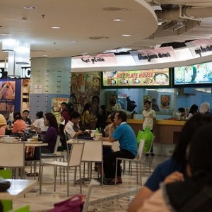 food court blok a tanah abang