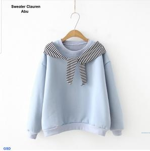 Sweater Clauren navy