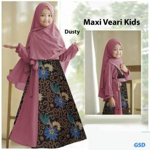Maxi Veari kids dusty