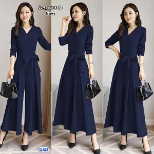Jumpsuit bella navy