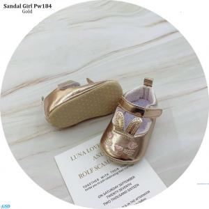 Sandal Girl Pw184 Gold