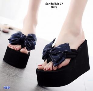 Sandal Mc 27 navy
