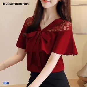 Blus karren dusty