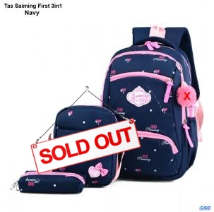 Tas saiming first 3in1 navy
